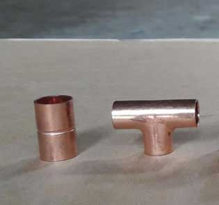 70/30 Copper Nickel Pipe Fittings