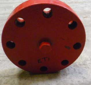 AS 4130 Forging Pipe Flange