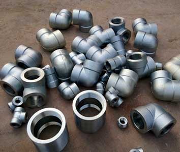 ASTM A182 F5 Forged Fittings