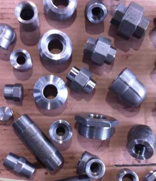 ASTM A350 LF2 Fittings