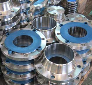UNS S31803 Duplex Steel Pipe Flanges