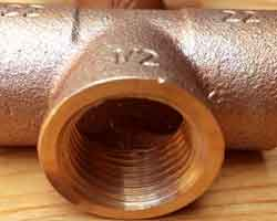 industrial copper nickel fittings