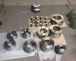 industrial titanium flanges