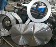 Mild Steel Spectacle Flange