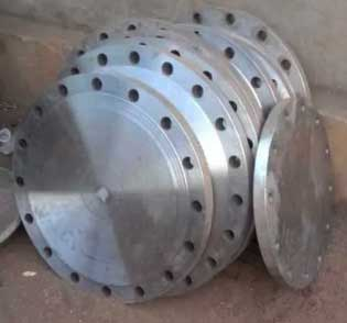 Mild Steel Slip On Flanges