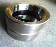 Black Carbon Steel Forged Full Coupling