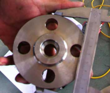 Alloy Steel SA 182 Gr F5 Pipe Flanges