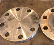 2500# High hub Blind Flange