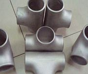 3 inch. 316L Sch 10 * 60 Seamless Equal Tee